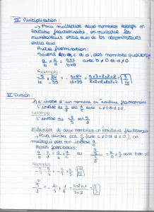 maths fractions 3